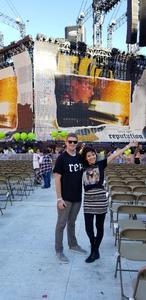 Dakota attended Taylor Swift Reputation Stadium Tour - Pop on Sep 8th 2018 via VetTix