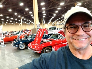 Dennis attended Barrett Jackson - the World's Greatest Collector Car Auction in Vegas - Tickets Are 2 for 1, So 1 Ticket Will Get 2 People in - Thursday on Sep 27th 2018 via VetTix