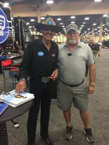 Charles attended Barrett Jackson - the World's Greatest Collector Car Auction in Vegas - Tickets Are 2 for 1, So 1 Ticket Will Get 2 People in - Thursday on Sep 27th 2018 via VetTix