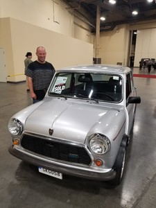 Raymond attended Barrett Jackson - the World's Greatest Collector Car Auction in Vegas - Tickets Are 2 for 1, So 1 Ticket Will Get 2 People in - Saturday on Sep 29th 2018 via VetTix