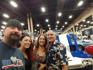 MAX attended Barrett Jackson - the World's Greatest Collector Car Auction in Vegas - Tickets Are 2 for 1, So 1 Ticket Will Get 2 People in - Saturday on Sep 29th 2018 via VetTix