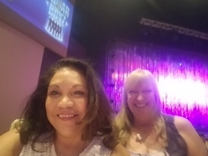 Linda attended Altar Boyz - Thursday on Sep 6th 2018 via VetTix