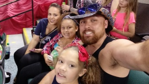 michael attended 25th PBR Unleash the Beast - Sunday on Sep 16th 2018 via VetTix