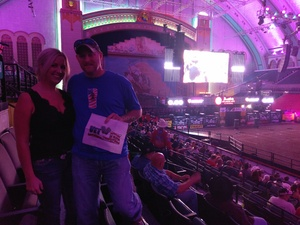 Rick attended 25th PBR Unleash the Beast - Sunday on Sep 16th 2018 via VetTix