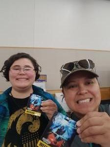 Tiffany attended Rose City Comic Con - Weekend Passes on Sep 7th 2018 via VetTix