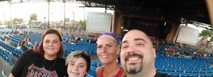 William attended Rascal Flatts: Back to US Tour 2018 - Country on Sep 13th 2018 via VetTix