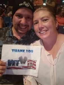 Rick attended Rascal Flatts: Back to US Tour 2018 - Country on Sep 13th 2018 via VetTix