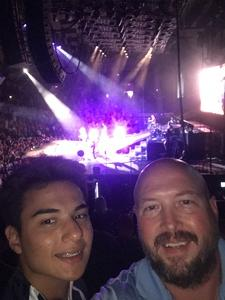 David attended Jason Aldean - Concert for the Kids - Country on Sep 6th 2018 via VetTix