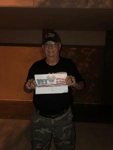 JimboGA attended Jason Aldean - Concert for the Kids - Country on Sep 6th 2018 via VetTix
