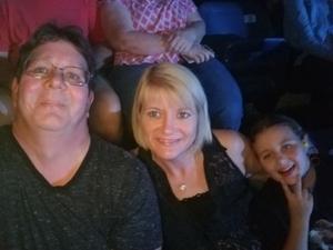 Mark attended Jason Aldean - Concert for the Kids - Country on Sep 6th 2018 via VetTix