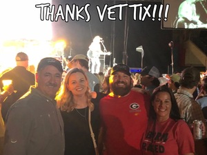 Troy attended Jason Aldean - Concert for the Kids - Country on Sep 6th 2018 via VetTix