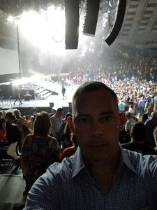 Donald attended Jason Aldean - Concert for the Kids - Country on Sep 6th 2018 via VetTix