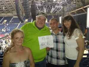 Jeffrey attended Jason Aldean - Concert for the Kids - Country on Sep 6th 2018 via VetTix