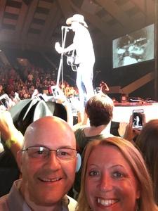 Linda attended Jason Aldean - Concert for the Kids - Country on Sep 6th 2018 via VetTix