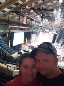 Jeremy attended Jason Aldean - Concert for the Kids - Country on Sep 6th 2018 via VetTix