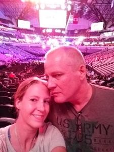 Heather attended UFC 228 - Mixed Martial Arts on Sep 8th 2018 via VetTix