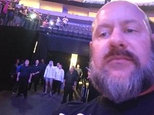 Scott attended UFC 228 - Mixed Martial Arts on Sep 8th 2018 via VetTix