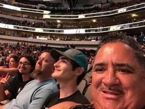 robert attended UFC 228 - Mixed Martial Arts on Sep 8th 2018 via VetTix