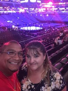 Michael attended UFC 228 - Mixed Martial Arts on Sep 8th 2018 via VetTix