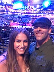 Joe attended UFC 228 - Mixed Martial Arts on Sep 8th 2018 via VetTix