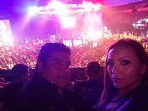 Guillermo attended Pfl9 - 2018 Playoffs - Tracking Attendance - Live Mixed Martial Arts - Presented by Professional Fighters League on Oct 13th 2018 via VetTix