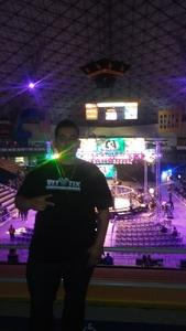 Carlos attended Combate Americas - Live Mixed Martial Arts - Presented by Combate Americas on Sep 28th 2018 via VetTix