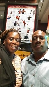 Lonston attended South American Sounds - Presented by the Philadelphia Orchestra on Oct 6th 2018 via VetTix