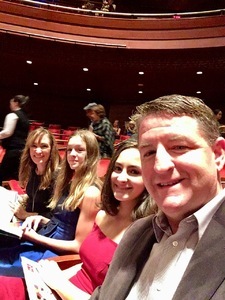 Rick attended South American Sounds - Presented by the Philadelphia Orchestra on Oct 6th 2018 via VetTix