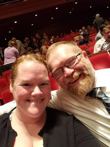 TIMOTHY attended South American Sounds - Presented by the Philadelphia Orchestra on Oct 6th 2018 via VetTix
