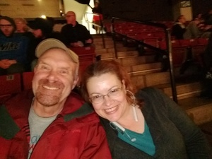 Kenneth attended Utah Grizzlies vs. Wichita Thunder - ECHL - Regular Tickets on Jan 5th 2019 via VetTix