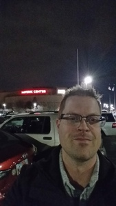 Joseph attended Utah Grizzlies vs. Kansas City Mavericks - ECHL - Fight Cancer Night on Feb 16th 2019 via VetTix