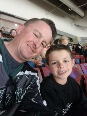 Ryan attended Utah Grizzlies vs Idaho - ECHL - Fan Appreciation Night - Regular Tickets on Apr 6th 2019 via VetTix