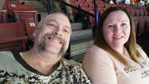 ERIK attended Utah Grizzlies vs Idaho - ECHL - Fan Appreciation Night - Regular Tickets on Apr 6th 2019 via VetTix