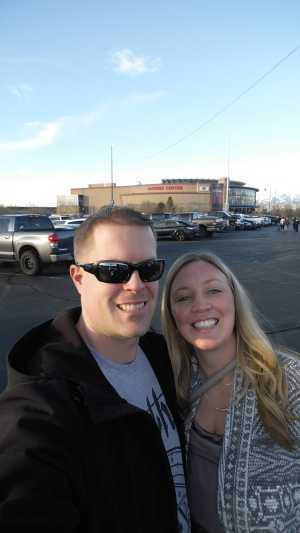 Joseph attended Utah Grizzlies vs Idaho - ECHL - Fan Appreciation Night - Regular Tickets on Apr 6th 2019 via VetTix
