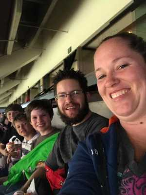Matthew attended Utah Grizzlies vs Idaho - ECHL - Fan Appreciation Night - Regular Tickets on Apr 6th 2019 via VetTix