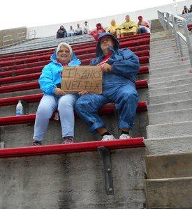 Arthur attended Ohio State Buckeyes vs. Rutgers Scarlet Knights - NCAA Football on Sep 8th 2018 via VetTix