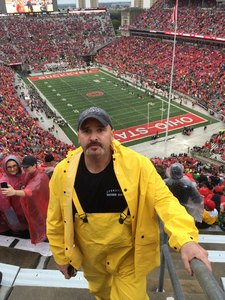 Chad attended Ohio State Buckeyes vs. Rutgers Scarlet Knights - NCAA Football on Sep 8th 2018 via VetTix