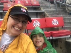 Ricardo attended Ohio State Buckeyes vs. Rutgers Scarlet Knights - NCAA Football on Sep 8th 2018 via VetTix