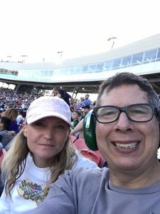 Michael attended Can-am 500 - Ism Raceway on Nov 11th 2018 via VetTix