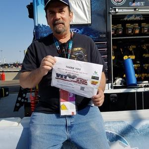 Matthew attended Can-am 500 - Ism Raceway on Nov 11th 2018 via VetTix
