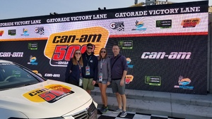 Jennifer attended Can-am 500 - Ism Raceway on Nov 11th 2018 via VetTix