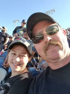 Vincent attended Can-am 500 - Ism Raceway on Nov 11th 2018 via VetTix