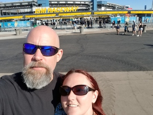 Matt attended Can-am 500 - Ism Raceway on Nov 11th 2018 via VetTix