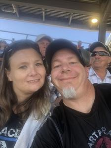 Jesse attended Can-am 500 - Ism Raceway on Nov 11th 2018 via VetTix