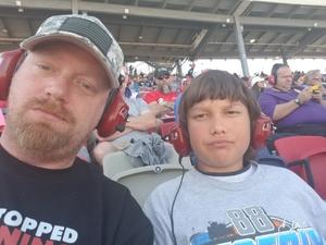 Charles attended Can-am 500 - Ism Raceway on Nov 11th 2018 via VetTix
