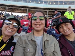 Linda attended Can-am 500 - Ism Raceway on Nov 11th 2018 via VetTix