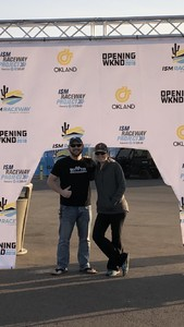 George attended Can-am 500 - Ism Raceway on Nov 11th 2018 via VetTix