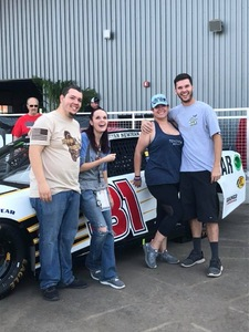 Sean attended Can-am 500 - Ism Raceway on Nov 11th 2018 via VetTix