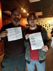 Fredrick attended Netherworld Haunted House - Good for Specific Days Only - Please Read Below on Oct 7th 2018 via VetTix