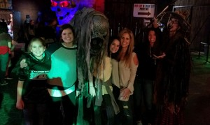 Andrew attended Netherworld Haunted House - Good for Specific Days Only - Please Read Below on Oct 7th 2018 via VetTix